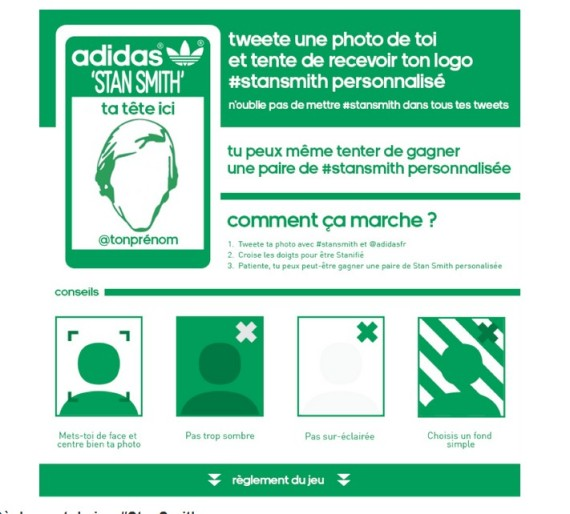 stan smith concours