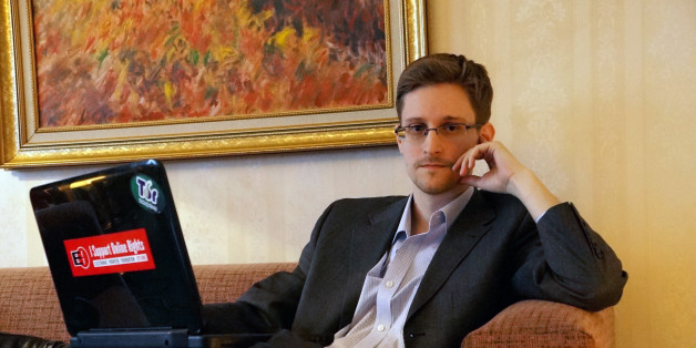 Edward Snowden Joins Freedom Of The Press Foundation