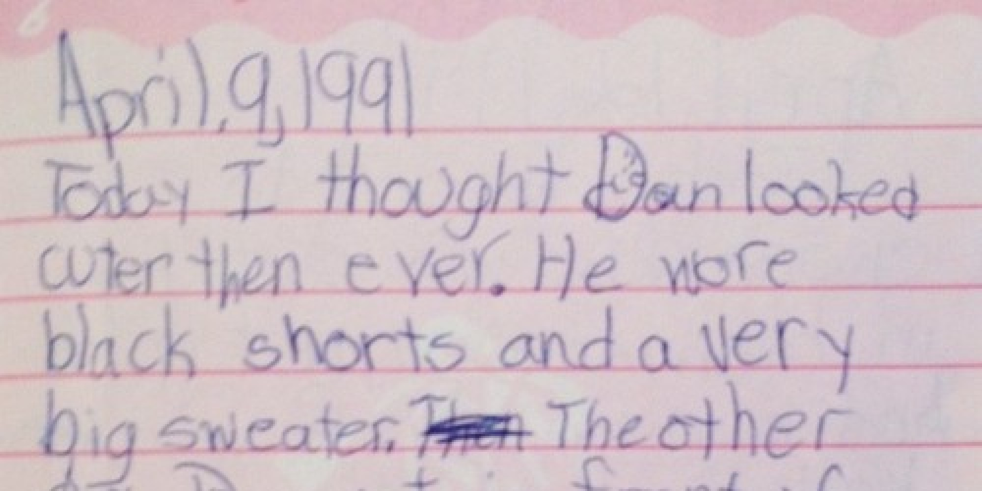 I Love You Bestfriend Quotes My 1992 Diary' Reminds Us What It's Like To Be In Love When You're