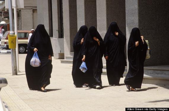 women saudi arabia