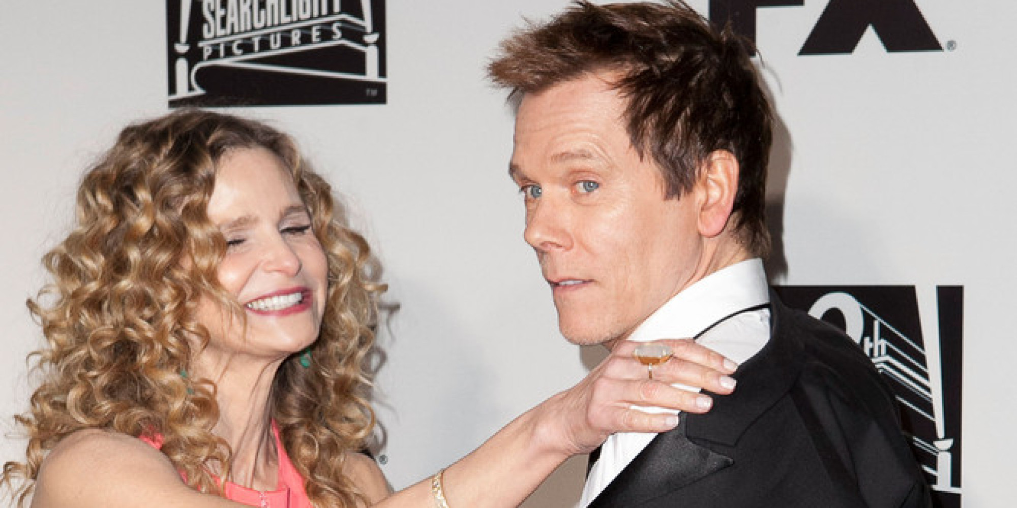 Kevin Bacon Reveals He First Met Wife Kyra Sedgwick When She Was 12 Years Old Huffpost