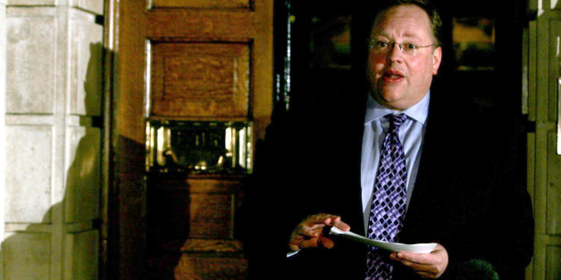 File photo dated 9/1/2006 of senior Liberal Democrat peer Lord Rennard will not face any further action over allegations of sexual harassment against female activists, the party has said.