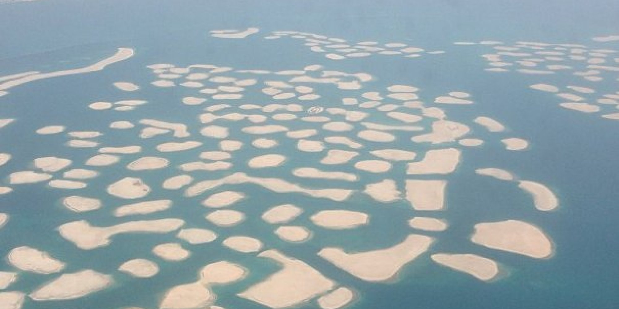 The best view of dubais world islands is from above photos huffpost gumiabroncs Choice Image