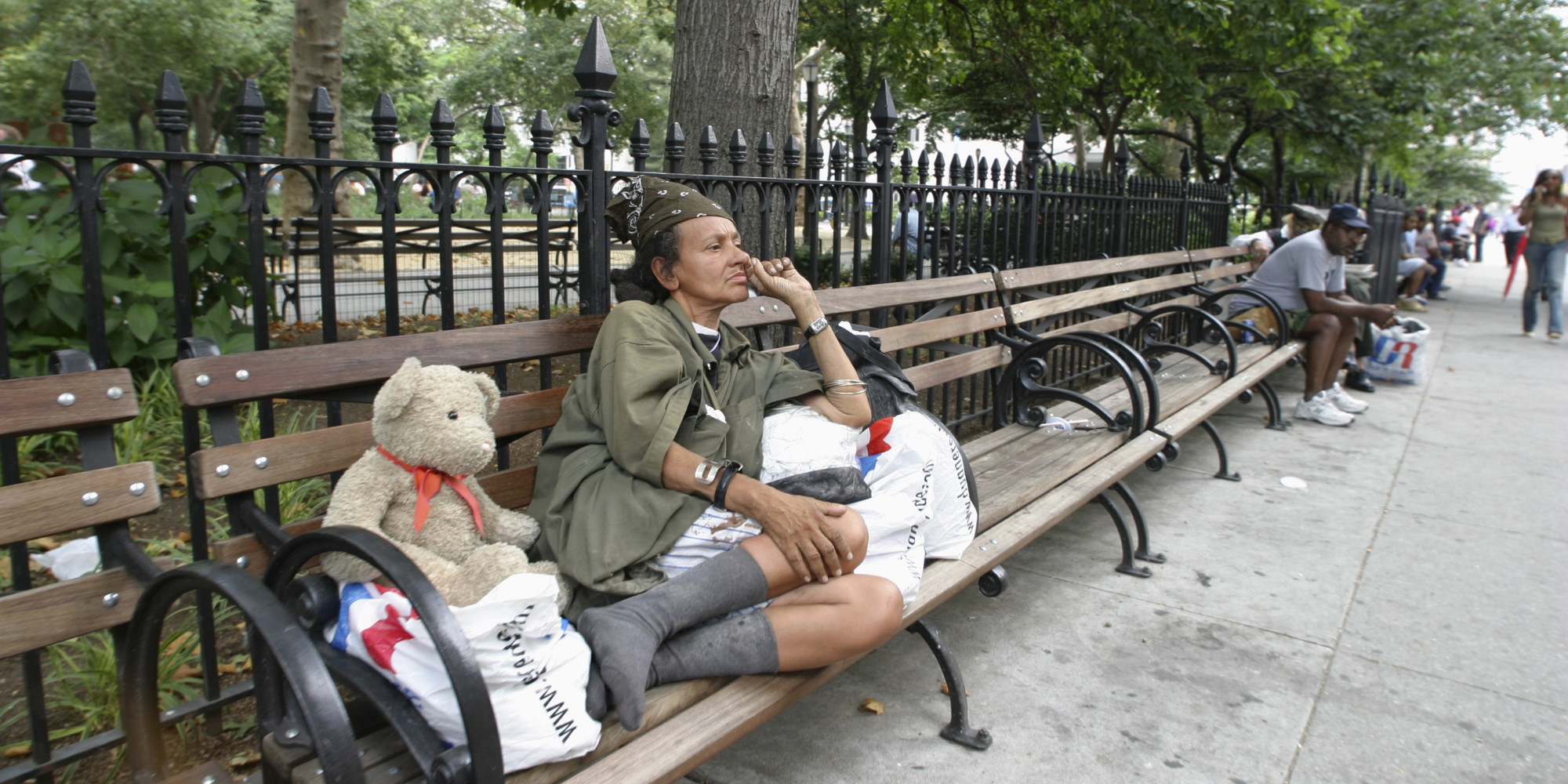 the issues and impacts of homelessness in new york city Issues reported at the homeless shelters are then addressed by shows the effects of homelessness on an amtrak tunnel in new york city homeless to.
