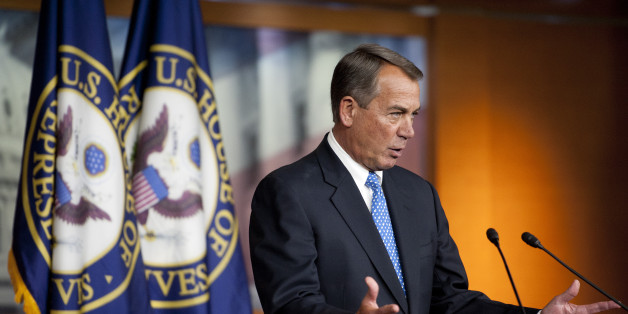 John Boehner Supports Spending Bill Funds For Troubled Nuclear Company, Despite Solyndra Outrage