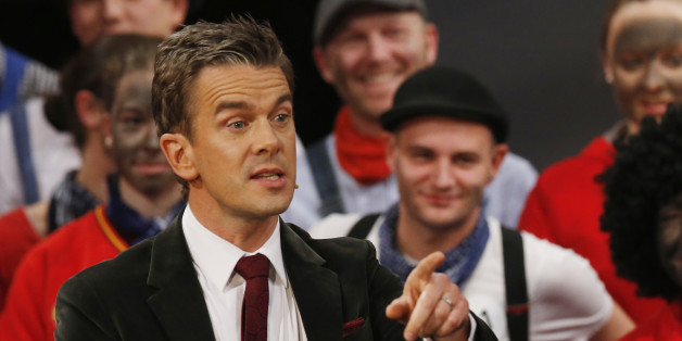 AUGSBURG, GERMANY - DECEMBER 14: (EDITORS NOTE: Entertainment Online Subscriptions GLR Included) Markus Lanz attends Wetten, dass..?? from Augsburg on December 14, 2013 in Augsburg, Germany. (Photo by Franziska Krug/Getty Images)
