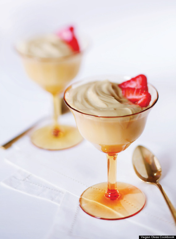 passionfruit mousse