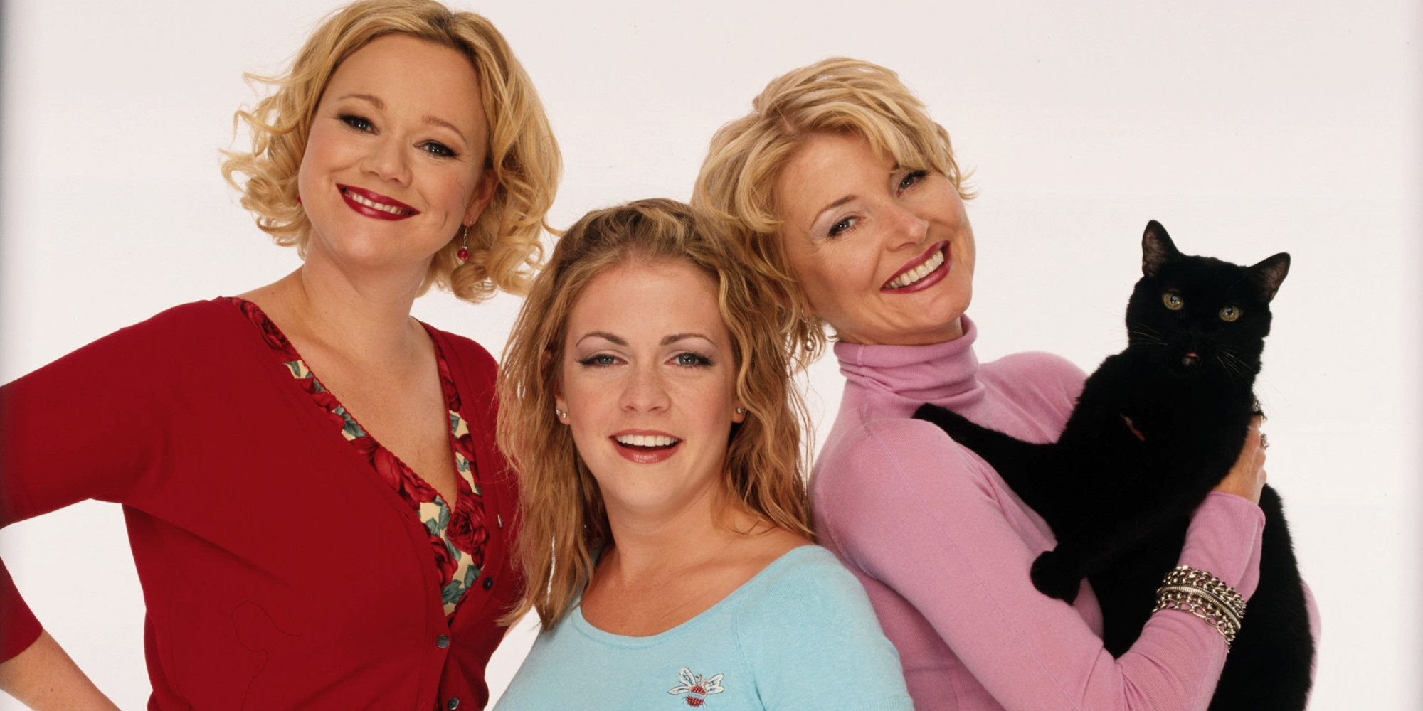 'Sabrina, The Teenage Witch' Reunion Is Happening On ... Sabrina The Teenage Witch