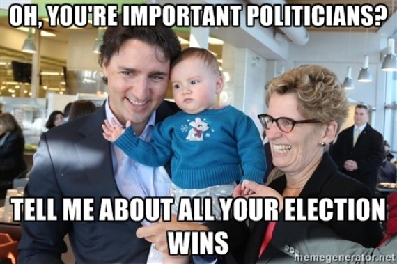 trudeau baby 2