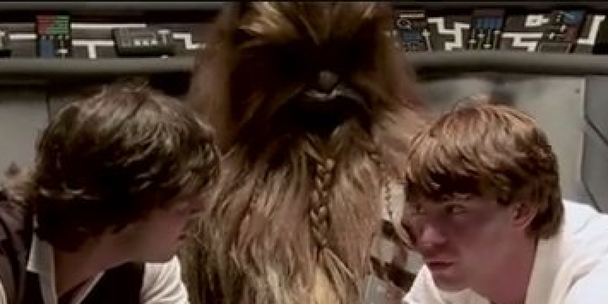 Chewbacca Star Wars Porn - Dick Chibbles: The Man, The Myth, The Chewbacca In 'Star Wars XXX: A Porn  Parody' | HuffPost