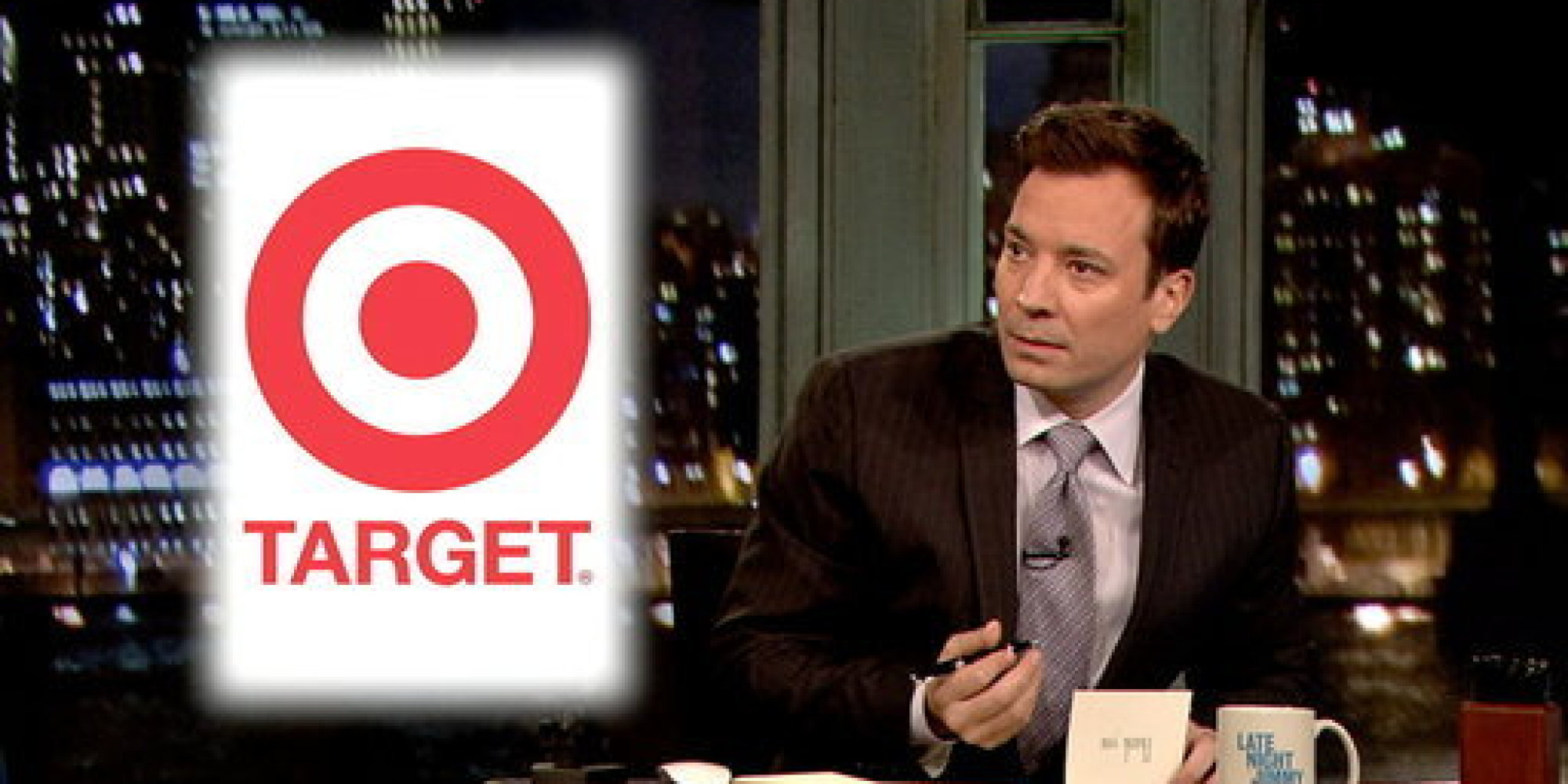 Jimmy Fallon's Thank You Notes For Target, A Rod And 'Behind the