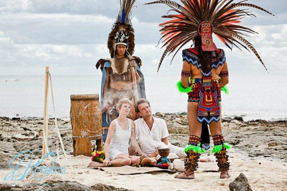 ancient mayan wedding mexico