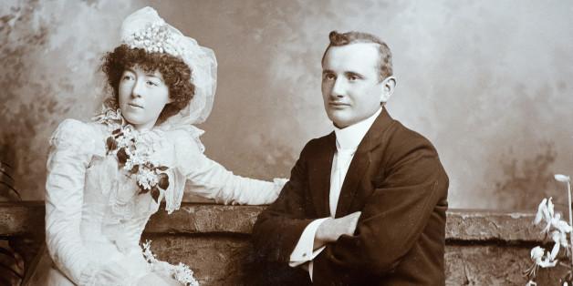 """Das Konzept der """"traditionellen Ehe"""" ist gar nicht so traditionell."""