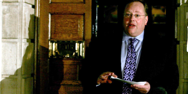 File photo dated 9/1/2006 of senior Liberal Democrat peer Lord Rennard. Liberal Democrat leader Nick Clegg has said it would not be 'appropriate' for Lord Rennard to return to his party's ranks in the House of Lords without first apologising to the women who claim he sexually harassed them.