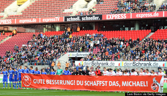 michael schumacher cologne schalke