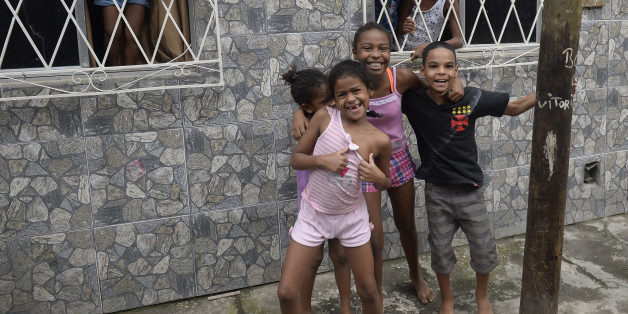 Rio's Slums Plagued By Violence Ahead Of World Cup