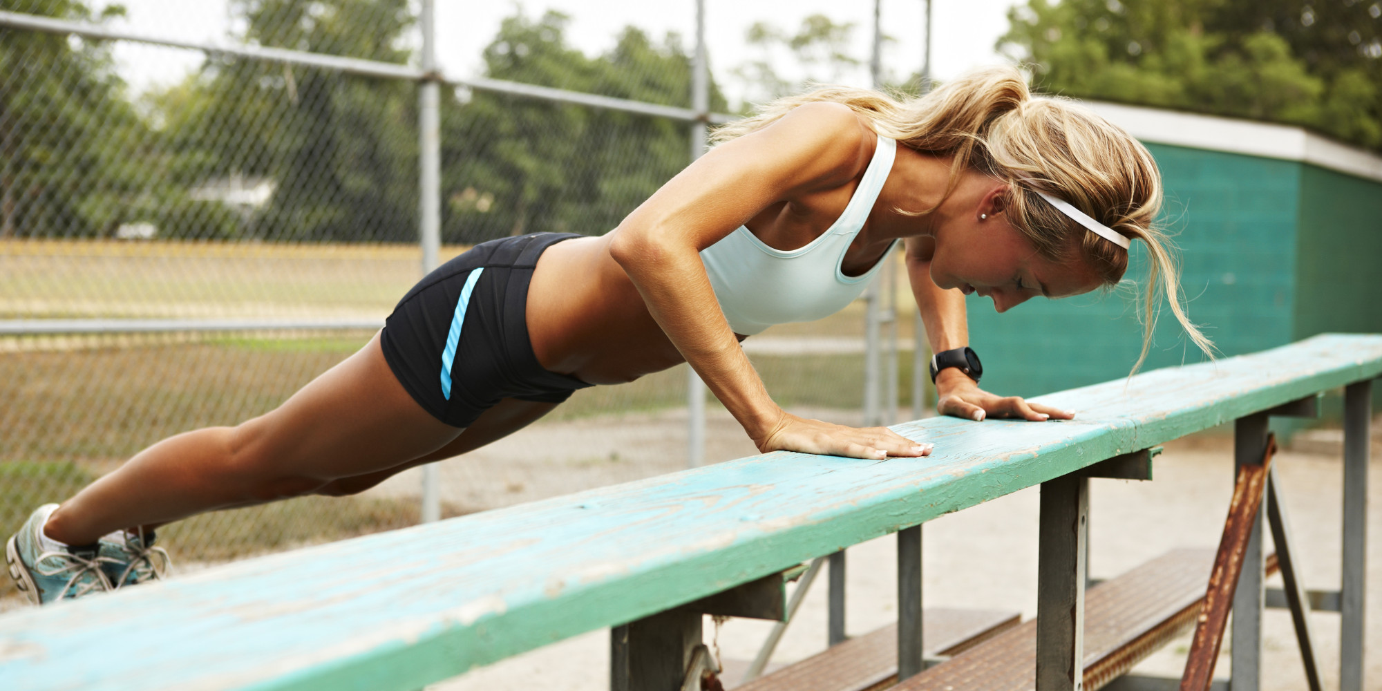 Why Runners Need To Strength Train Huffpost