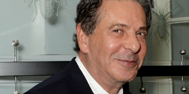 Charles Saatchi has challenged a Spectator columnist to a cage fight