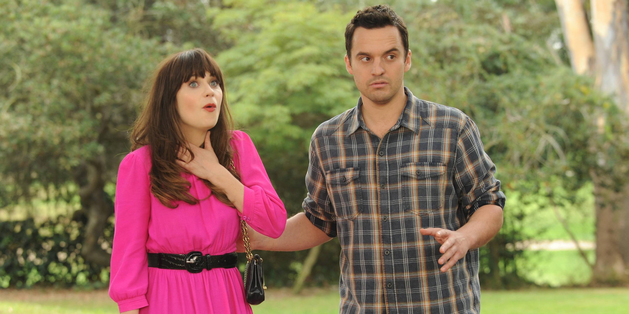 TV Fashion Recap: The Mindy Project and New Girl New girl fashion recap