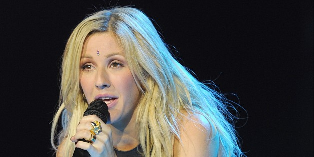 Ellie Goulding is one of the many performers who will be appearing at Wembley Arena