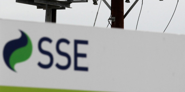 "File photo dated 21/07/11 of an SSE logo at the SSE Training Centre in Perth as the energy giant insisted it was battling ""difficult"" energy market conditions as it revealed a £115.4 million loss in its retail supply business just weeks after announcing a hike in household bills."