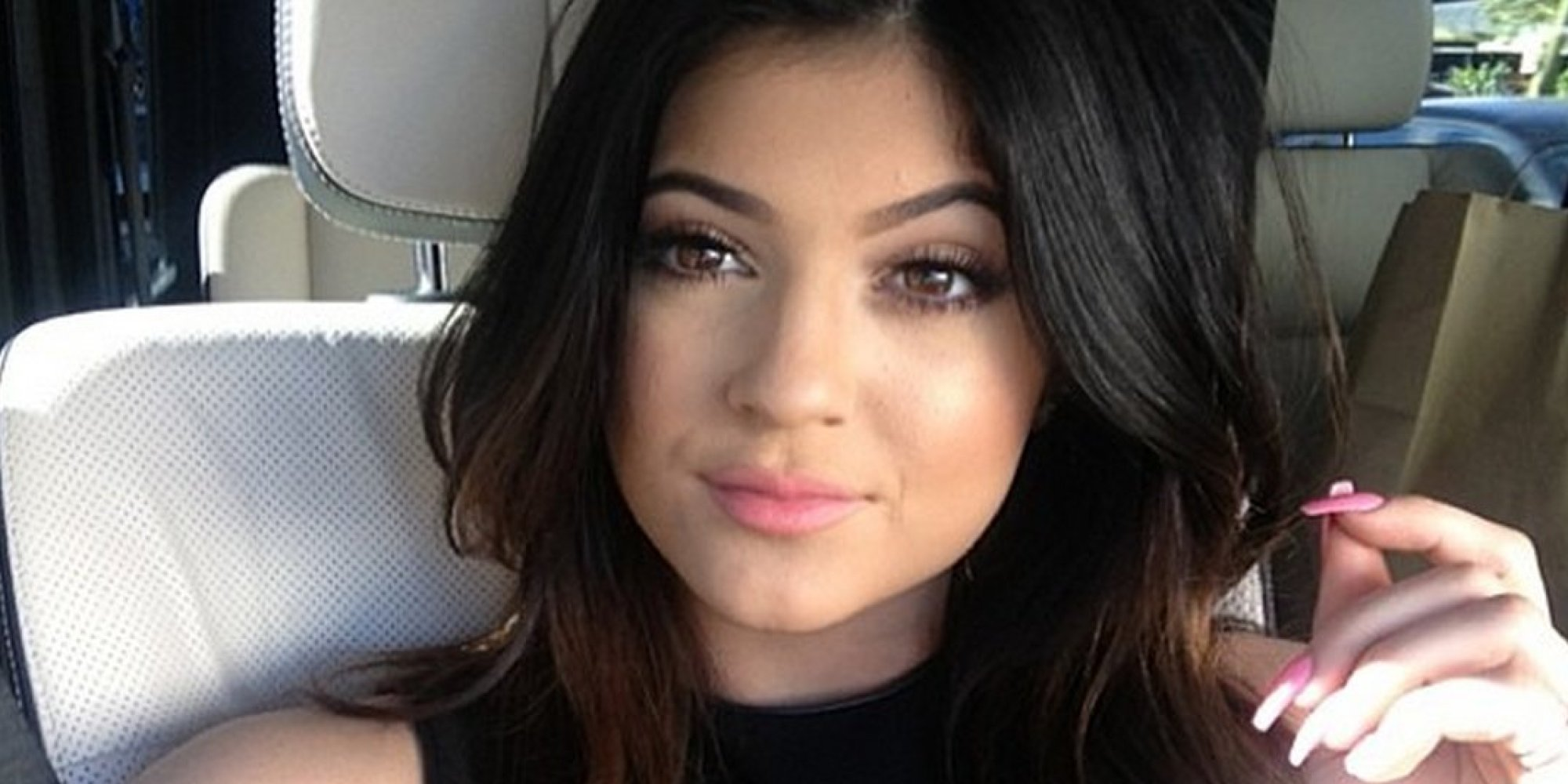 Kylie Jenner Shares Racy Photo Of Her New Gun Tattoo