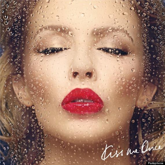 Kylie Minogue 'Kiss Me Once': Pop Princess Unveils New Album Cover (PICTURE)