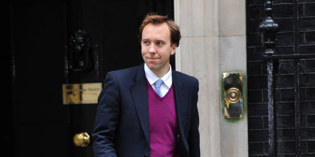 West Suffolk MP Matthew Hancock, leaves 10 Downing Street, London, as Prime Minister David Cameron, kicked off a coalition reshuffle, with Scottish Secretary Michael Moore among the casualties.