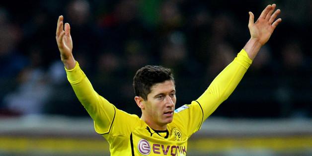 Lewandowski will join Bayern in the summer