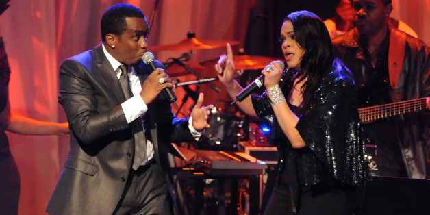 Faith Evans And Diddy Reunite To Perform I Ll Be Missing You