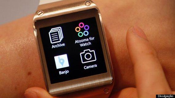 relógio internet mobilidade celular