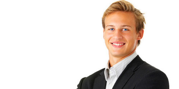 Avatar image used by @SamuelRhodes_ is stock image of businessman