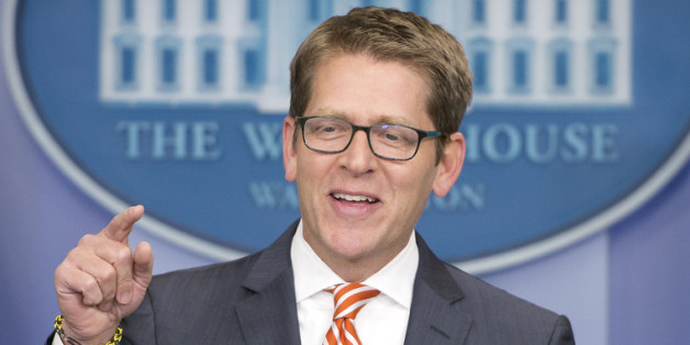 Jay Carney Says Obama Will 'Bypass Congress' In 2014