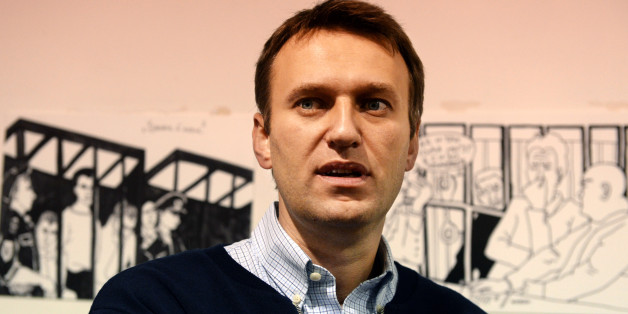 Alexei Navalny, Putin's Biggest Opponent, Takes On Corruption In The Sochi Olympics