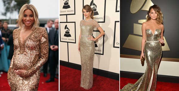 pink red carpet grammy awards 2014