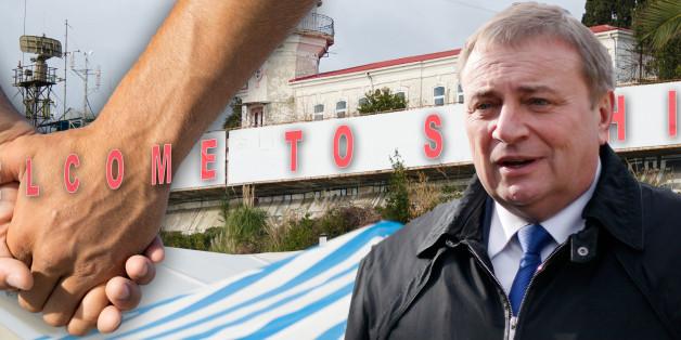 Sochi Mayor