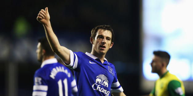 Baines looks set to end his career at Everton