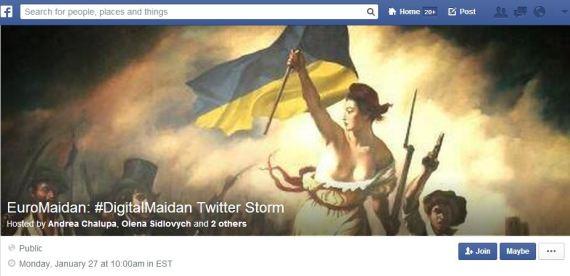 facebook euromaidan