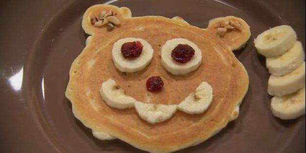 How to make awesome pancake art video huffpost how to make awesome pancake art video ccuart Gallery
