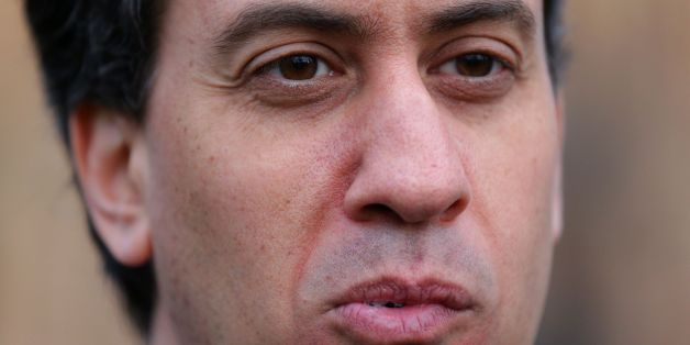 It's not good news for Ed Miliband
