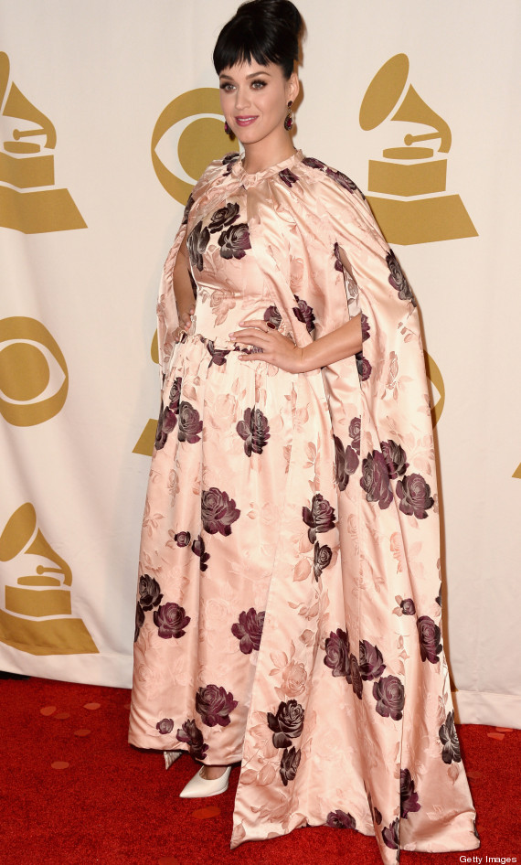 katy perry vestido cortina