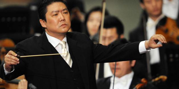 New York Philharmonic Concert Is Latest Sign Of Western Embrace Of Chinese Classical Music