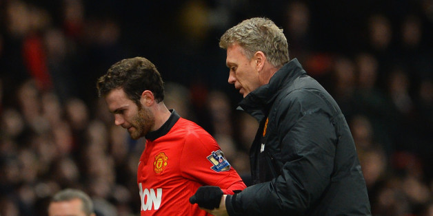 Mata lasted 84 minutes on his debut