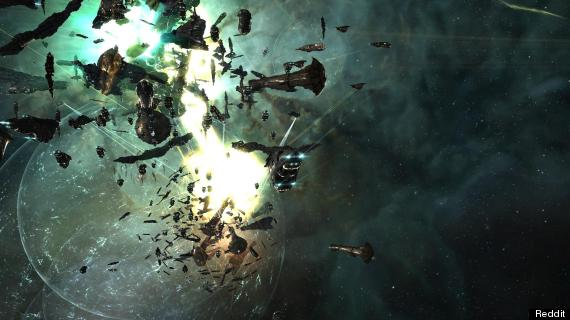 Deadliest-Ever 'Eve Online' Battle Costs Players $200K In Real Money