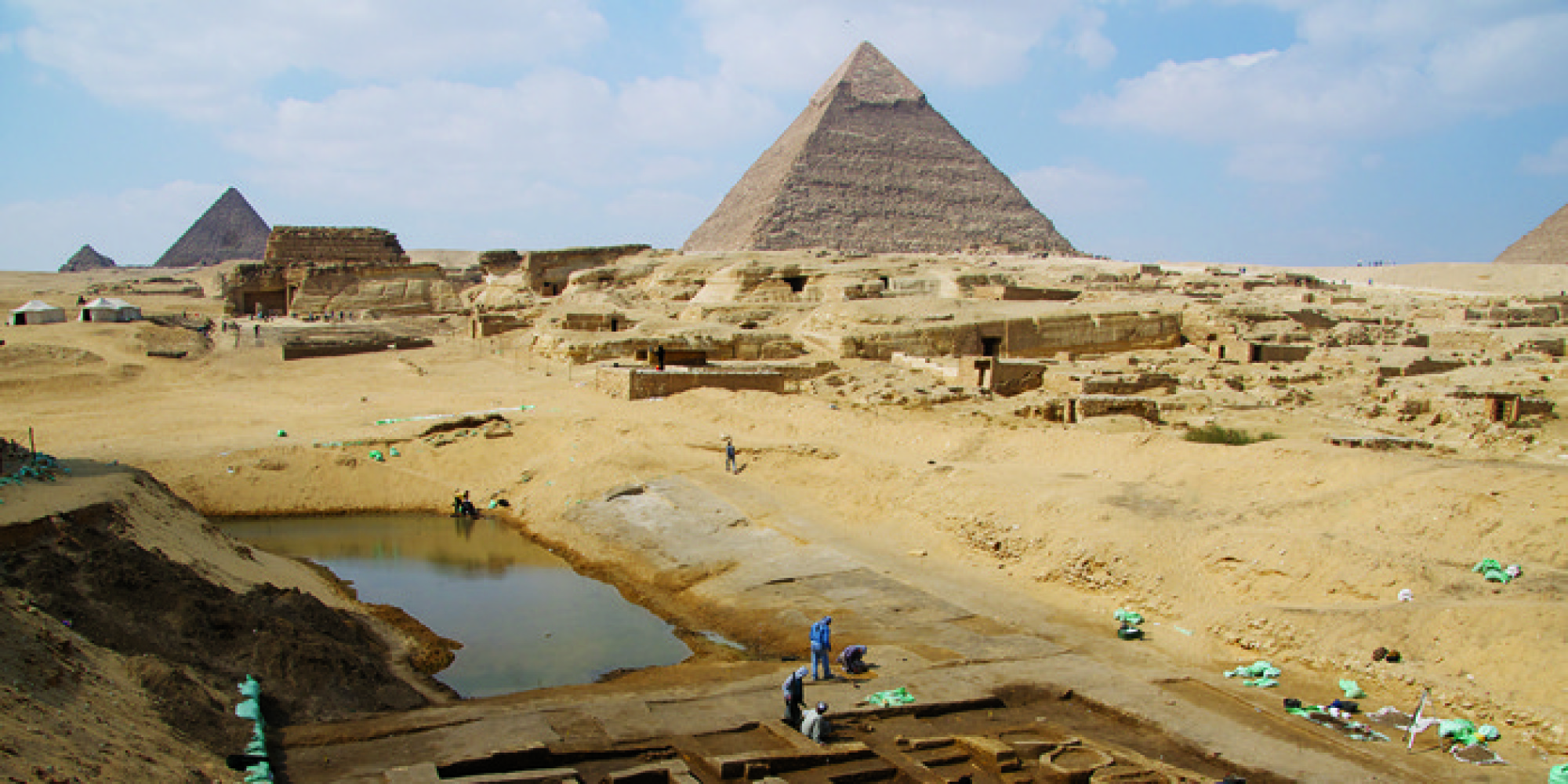 Electromagnetic Discovery in the Great Pyramid: Could it Concentrate Energy in Certain Chambers?