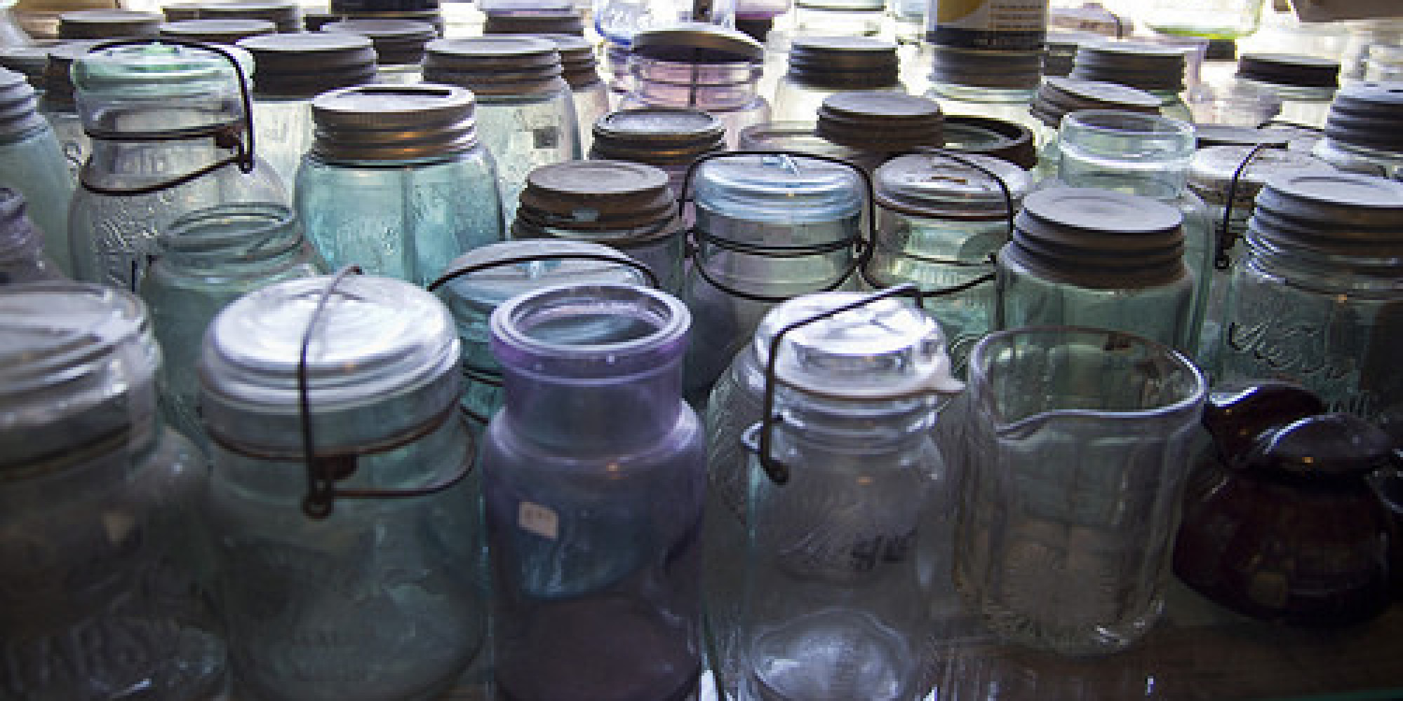 Too Many Glass Jars Lying Around Here Are 11 Cool Ideas