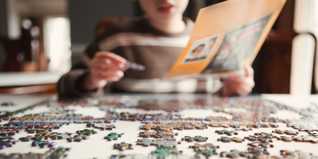 Importance Of Doing Puzzles With Your Kids