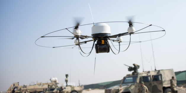California Weighs Outlawing Warrantless Drone Surveillance