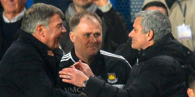 Chelsea 0-0 West Ham: Sam Allardyce 'Doesn't Give A S***e' What José Mourinho Says