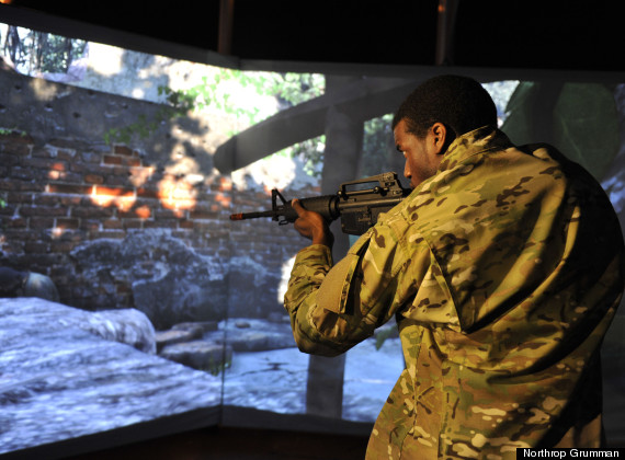 Virtual Immersive Portable Environment VIPE Holodeck Could Be What Gaming Looks Like Soon